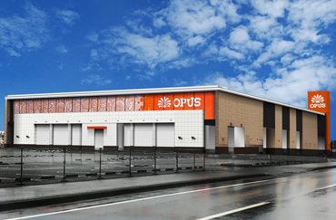 OPUS三股店